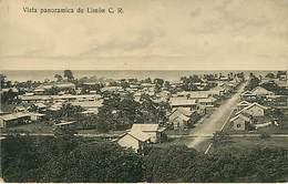 Costa Rica  : Vista Panoramica De Limon - Costa Rica