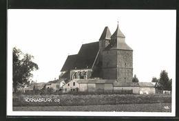 AK Vöcklabruck, Partie An Der Kirche - Austria