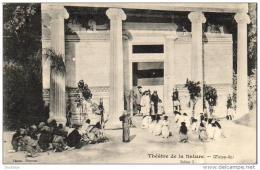 D65  CAUTERETS  Théâtre De La Nature- Oedipe- Roi Scène I  ..... - Cauterets
