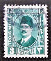 ROYAUME - ROI FOUAD 1ER 1927/32 - NEUF ** - YT 120A - IMPRESSION DECALEE A DROITE - Egypt