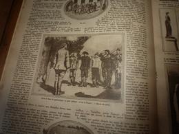 1917 LES ANNALES:Le Maître Raconte Aux Enfants D'Alsace Comment Duguesclin Donna Sa Parole Contre Sa Liberté,etc;Russie - Journaux - Quotidiens