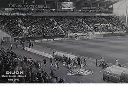 CPM - DIJON - Stade Gaston Gérard - Mars 2017 - Stades