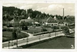 GERMANIA  BAYER  BAD  WIESSEE  Badgebäude Jod-Schwefelbad - Bad Wiessee