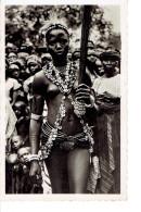 Cpa Dahomey Féticheuse De Savé - Dahomey