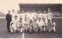 MINI-PHOTO--RUGBY--souvenir De L'équipe De Rugby Saison  1942--1943--voir  2 Scans - Sport