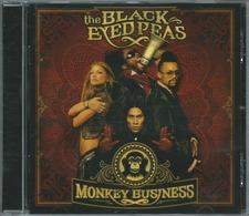 CD THE BLACK EYEDPEAS MONKEY BUSINESS - Soul - R&B