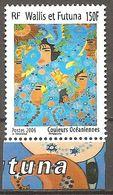 Wallis Und Et Futuna 2006 Couleurs Océaniennes Michel No. 932 Mint MNH Postfrisch Neuf - Wallis Und Futuna