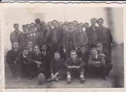 MINI-PHOTO--RUGBY--la 2e B  En Juillet  1942--voir  2 Scans - Sport