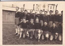 MINI-PHOTO--RUGBY--demi Finale Championnat Scolaire  1944--vainqueurs Du PUY---voir  2 Scans - Sport