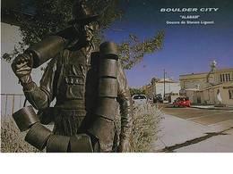 CPM - BOULDER CITY - Oeuvre De Steven Liguori - Etats-Unis