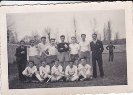 MINI-PHOTO----FOOTBALL---1943--voir  2 Scans - Sport