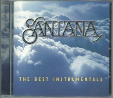 CD SANTANA THE BEST INSTRUMENTALS - Instrumental