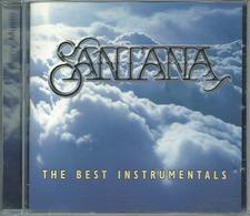 - CD SANTANA THE BEST INSTRUMENTALS - Instrumental