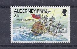 180028421  ALDERNEY   YVERT   Nº  49  **/MNH - Alderney