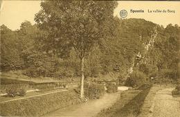 """CP De SPONTIN """" La Vallée Du Bocq """" - Yvoir"""