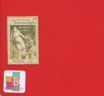 PAYS BAS ARNHEIM VIGNETTE 1897 GELDERSCHE TENTOONSTELLING - Pays-Bas