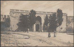 Portes Du Vieux Serail, Constantinople, C.1920s - CMB Photo CPA - Turkey