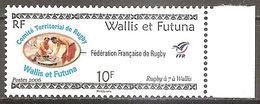 Wallis Und Et Futuna 2006 Fédération Française De Rugby Michel No. 934 Mint MNH Postfrisch Neuf - Wallis Und Futuna