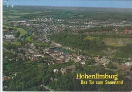 Hohenlimburg - Tor Zum Sauerland - Stadtteil Von Haben - Gesamtansicht   (89548) - Hagen