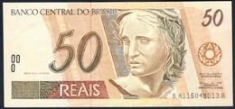 Brazil - 50 Reais 1994 - P246j - Brazil