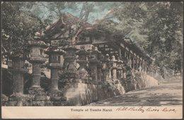 Narita-san Shinshō-ji, Chiba-ken, 1904 - Ettlinger Postcard - Japan