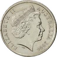 Australie, Elizabeth II, 5 Cents, 2006, TTB+, Copper-nickel, KM:401 - Monnaie Décimale (1966-...)