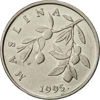 Croatie, 20 Lipa, 1995, TTB+, Nickel Plated Steel, KM:7 - Croatia