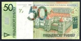 Belarus - 50 Rublëy 2016 - P40 - Bielorussia