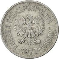 Pologne, Zloty, 1972, Warsaw, TB+, Aluminium, KM:49.1 - French Polynesia