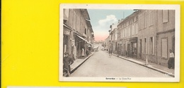 SAVERDUN Rare La Grand'Rue (Narbo Durand) Ariège (09) - Autres Communes