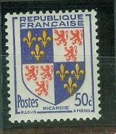 951 Neuf ** TB 1953 - Francia