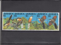 Jamaica Nº 563 Al 567 - Jamaica (1962-...)
