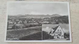 CPSM BALINGEN- GASTHAUS Z.LAMM V, EUGEN RAU- - Allemagne