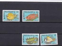 Virgenes Nº 646 Al 649 - British Virgin Islands