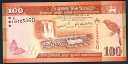 Sri Lanka - 100 Rupees 2010 - P 125a - Sri Lanka
