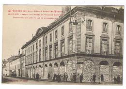 SAINT DIE  ASPECT DE L HOTEL DE VILLE - Saint Die