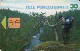 TARJETA TELEFONICA DE FINLANDIA (428). - Finlandia