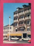 44 Loire Atlantique, La Baule, Hôtel HELIOS, La Mer Sous Vos Yeux, Voitures DS, (Lumicap) - La Baule-Escoublac
