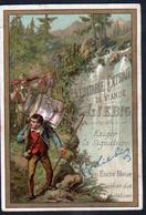 Chomo Liebig, Série 190, Affichage Publicitaire - Liebig