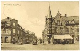 Waasten / Warneton: Quai Charles Verbrouckhoven ( 2 Scans) - Belgium