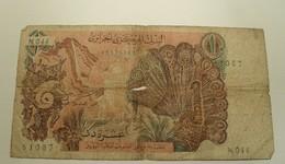 1970 - Algérie - Algeria - DIX DINARS - N.044  61087 - Algeria