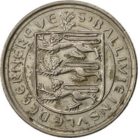 Guernsey, Elizabeth II, 10 Pence, 1979, Heaton, TTB, Copper-nickel, KM:30 - Guernesey