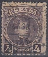 ESPAÑA 1901/05 Nº 254 USADO - 1889-1931 Kingdom: Alphonse XIII
