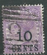 Honduras Britannique  -  Yvert N°  28  Oblitéré     -  Bce 14003 - Honduras Britannique (...-1970)