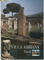 """2011 Italia, Folder  """" Villa Adriana Tivoli """"   Al Prezzo Di Copertina - Pochettes"""
