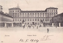 TORINO - Palazzo Reale - Palazzo Reale
