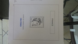 Très Belle Collection De France Oblitérés Sur Feuilles Très Bien Suivie Dont Bonnes Valeur. Côte ++Voir Commentaires !!! - Stamps