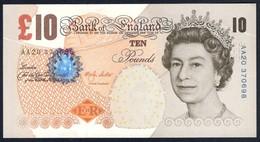 England - 10 Pounds 2000 - P389a - 10 Pounds