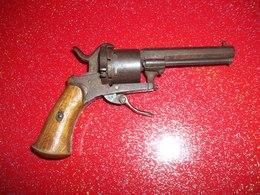 Petit Revolver à Broches - Sammlerwaffen