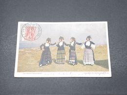 GRECE - Affranchissement De Kepkypa Sur Carte Postale Pour La France En 1916 - L 16848 - Grecia